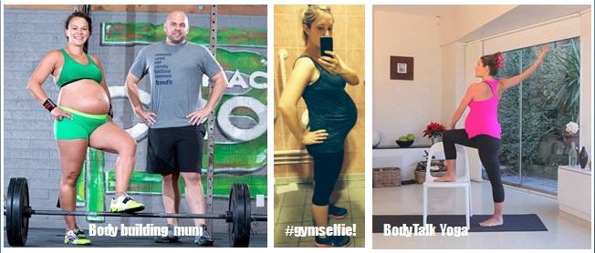 Abbie Loves: Body Talk Daily Pregnant Yoga Episodes