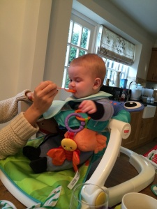 Welcome to the 'wonderful' world of weaning…