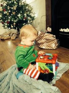 Jack's First Christmas